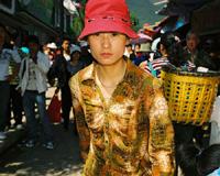 ERIC 写真展 「中国女」