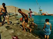 百々新 写真展「対岸」
